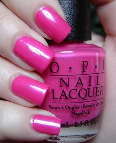 Opi La-Pazitively Hot my absolute favorite!!!