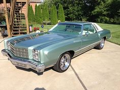 1973 monte carlo had one of these in the mid 80s dad had it 1977 chevrolet monte carlo