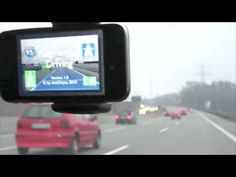 Augmented Driving on your iPhone 3GS - Features