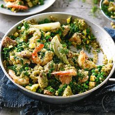 Cuisine Magazine New Zealand. Find great recipes and food articles from Cuisine magazine Paella, Food Articles, Jambalaya, Gumbo, Prawn, Gluten Free Recipes, Quinoa, Broccoli, Great Recipes