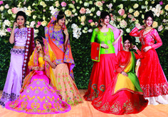 Sairandhri offers a  glamorous and wide collection of sarees ensemble with the traditions as well as diverse colours of India. For More details visit here>> sairandhri.com And contact us at +919300066411