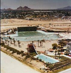 Big Surf, Tempe, AZ- spent a lot of time there as a kid.