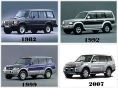 What will you say about these Legends..!  #mitsubishipajerosport #pajerosport