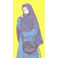 trendy Ideas for cartoon art girl sketches anime Muslim Girls, Muslim Women, Anime Art Girl, Anime Girls, Tangled Concept Art, Hijab Drawing, Islamic Cartoon, Hijab Cartoon, Islamic Girl