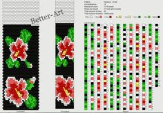 54 схемы вязания жгутов на 21-24 бисерин / Вязание с бисером / Biserok.org
