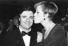Nathan Lane and Carol Burnett
