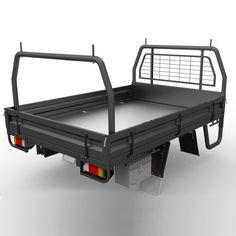 Truck Flatbeds, Truck Mods, Truck Camping, Cool Truck Accessories, Truck Accesories, Custom Truck Beds, Custom Trucks, Nissan Navara, Custom Ute Trays