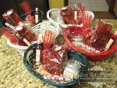 diy christmas gift basket ideas | DIY Christmas Gift Baskets | gift baskets, and gift ideas
