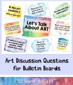 Art Discussion Questions
