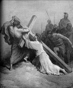 Christ Fainting Under the Cross