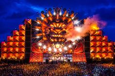 Festival - Mysteryland - Netherlands - Festivals / Find out about more festivals here: http://festkt.co/BQG6SS