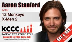 Caey and Cole 12 Monkeys Syfy TV Series Gifs   Aaron Stanford — Blogs, Pictures, and more on WordPress