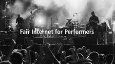 Firma esta causa para defender tus derechos como músico