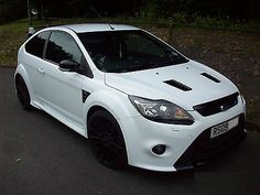 Ford Focus RS 2009 340 Bhp Graham Goode Edition  32K Fsh Lux Pack 1 & 2    - http://www.fordrscarsforsale.com/2796