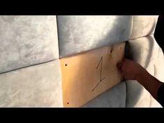 Производство кроватей и стеновых панелей. - YouTube