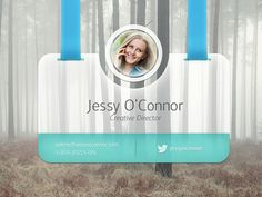 Freebie User Card designed by UX Appetite. Free Business Cards, Business Card Design, Visiting Card Design Psd, Web Design, Graphic Design, Design Files, Flat Design, Employee Id Card, Iphone Ui