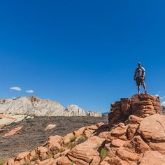 """Adventure selfie in Snow Canyon, #Utah."" /// Adventure.com fan @peakphotographymt #VentureOut"