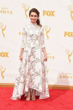Emmy Awards 2015 Red Carpet Fashion - Best Dressed Emmy's 2015 | Teen Vogue