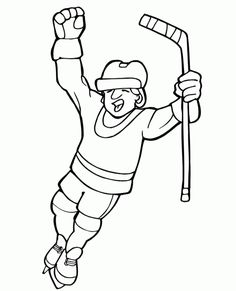 free coloring pages hockey for kids Free Online Coloring, Coloring Pages For Kids, Coloring Books, Hockey Drawing, Audio Stories For Kids, Hockey Birthday, Hockey Pictures, Kids Pages, The Good Dinosaur