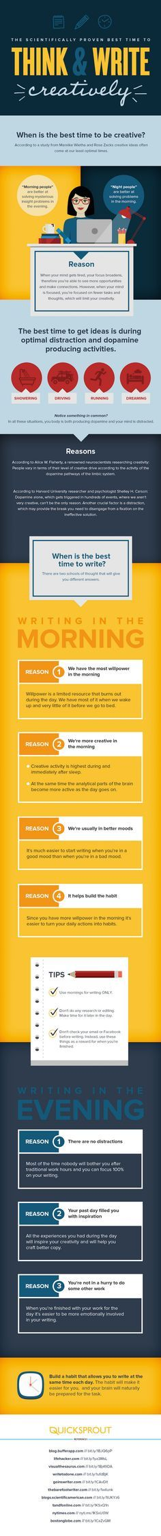 11 Writing Tips and Tricks that Enhance Creativity. Read on xkx