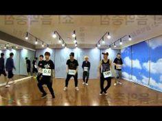 "EXO - Growl (으르렁) 65% Slowed Mirror Dance Practice HD *""Sexy"" made me lol"