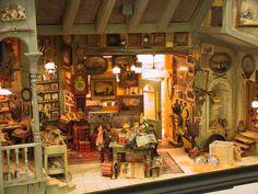 David Sculpher: miniatures