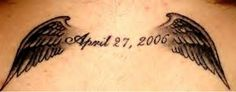 This could be cool for a crystal memorial tattoo, kinda weird how this date is only 2 days off.