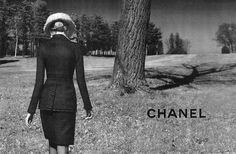 | Beautiful Chanel ad. |