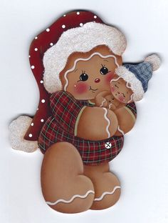 This is a painting pattern that I have created for one of my designs: Rock-a-Bye Ginger Baby ornament/fridge magnet. This e-pattern includes a photo, line drawing and instructions to paint the project shown. You are purchasing an instant digital download so that you can print the pattern yourself. You may use my designs to create hand painted items to sell at craft shows, on the internet, etc. You will need Adobe Reader to open this PDF file. Surfaces for my designs are available at…