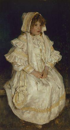 E Phillips Fox: Adelaide. 1895.