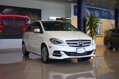 Meet the Mercedes-Benz electric B-Class!