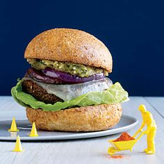 """New"" New Mexican Green Chile Cheeseburgers 