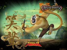 Master Monkey (Kung Fu Panda)
