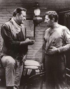 El Dorado - John Wayne and Robert Mitchum - http://www.dunway.com/