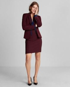 Business attire tips Business Professional Outfits, Business Attire, Business Outfits, Office Outfits, Business Fashion, Business Women, Casual Outfits, Fashion Outfits, Work Outfits