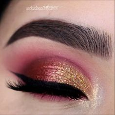 "3,847 Likes, 60 Comments - Alyssa Solla Correa (@wickedbeautification) on Instagram: ""EOTD  _ Products Used: Primed eyes with @benefitcosmetics Stay dont stray eyeshadow primer. _…"""