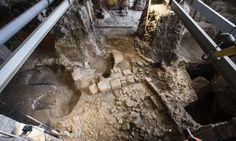 Ruínas de 2600 anos encontradas em palácio mudam mapa da Roma Antiga - Jornal O Globo