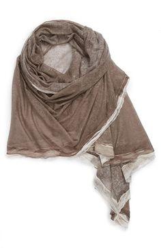 La Fiorentina Silk & Cashmere Wrap | Nordstrom