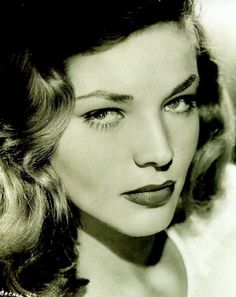 Lauren Bacall - you know how to whistle don't you?