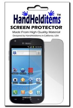 HHI Samsung T989 Hercules Anti-Fingerprint, Anti-Glare, Matte Finishing Screen Protector (Package include a HandHelditems Sketch Stylus Pen) by HandHelditems. Save 81 Off!. $2.99. http://yourdailydream.org/showme/dppqh/Bp0q0h5mQaFmXjIqDwKu.html