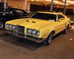 Car Craft's highlights from the 2015 MCACN show. Classic Trucks, Classic Cars, Mercury Montego, Counting Cars, Mercury Cars, Ford Mustang Boss, Ride 2, Ford Torino, Car Ford