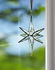 Moravian Star: Prism Star or Advent Star   Gardeners.com Pour capter et refléter la lumière