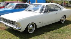 carros antigos chevrolet opala - made in Australia as a Holden Monaro - Google