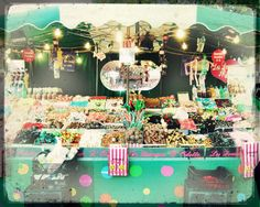 Such a fun picture. Paris Candy Store Photography Print by LafayettePlace on etsy.com