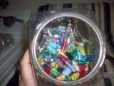 Recycled plastic bottle beads  http://kraftingkorner.blogspot.com/2010/05/plastic-beads-tut.html