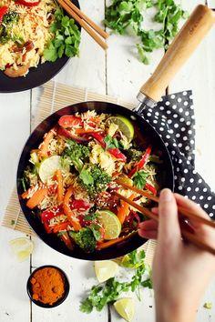 Legumes Recipe, Paella, Veggies, Food And Drink, Menu, Healthy Recipes, Snacks, Cooking, Ethnic Recipes