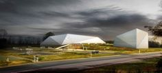 Gymnasium 'Palais des Sports de Loudéac' / Bohuon Bertic Architectes