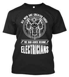 T-Shirt - Become Electricians