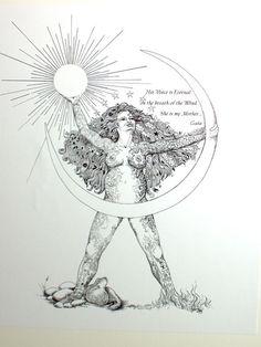 Gaia's Womb by Colleen Koziara