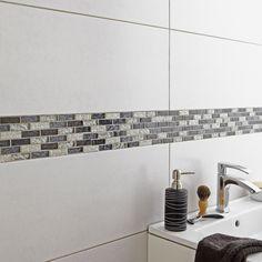 1000 images about salle de bain on pinterest violets - Plaque murale pour salle de bain ...
